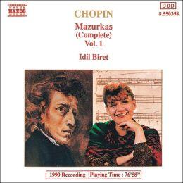 Chopin: Mazurkas (Complete), Vol. 1