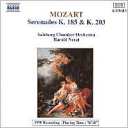Mozart: Serenades, K185 & K203