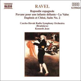 Ravel: Rapsodie espagnole, etc.