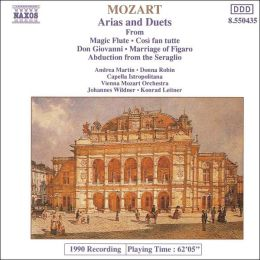 Mozart: Arias and Duets