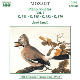 Mozart: Piano Sonatas, Vol. 2