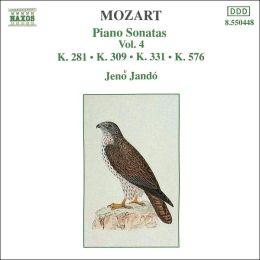 Mozart: Piano Sonatas K281, K309, K331, K576