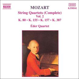Mozart: String Quartets (Complete), Vol. 2