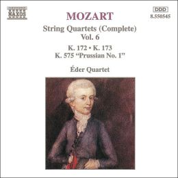 Mozart: String Quartets (Complete), Vol. 6