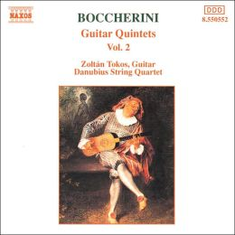 Boccherini: Guitar Quintets, Vol. 2