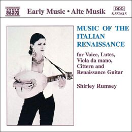 Music of the Italian Renaissance