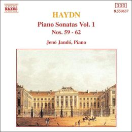 Haydn: Piano Sonatas, Vol. 1: Nos. 59-62