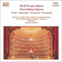 Duets & Arias from Italian Operas