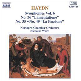 Haydn: Symphonies No. 26