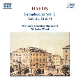 Haydn: Symphonies Nos. 23, 24 & 61