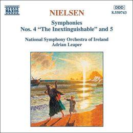 Nielsen: Symphonies Nos. 4