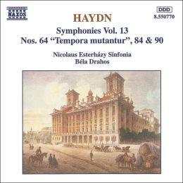 Haydn: Symphonies Nos. 64, 84 & 90