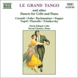 Le  Grand Tango and Other Dances for Cello and Piano