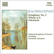 Sergey Rachmaninov: Symphony No. 3; Mélodie in E; Polichinelle