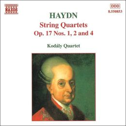 Haydn: String Quartets, Op. 17, Nos. 1, 2, and 4