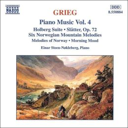 Grieg: Piano Music, Vol. 4