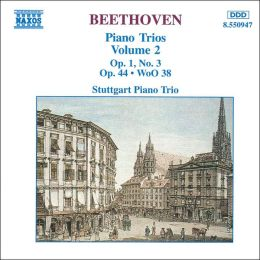Beethoven: Piano Trios, Vol. 2