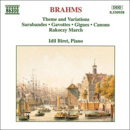 Brahms: Theme and Variations