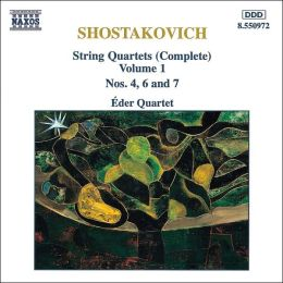 Shostakovich: String Quartets (Complete), Vol. 1