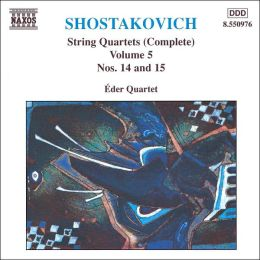Shostakovich: String Quartets (Complete), Vol. 5