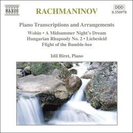 Rachmaninov: Piano Transcriptions & Arrangements