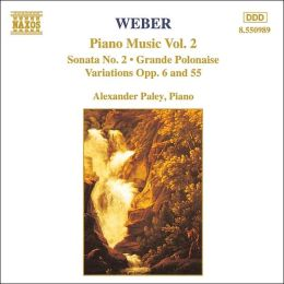 Weber: Piano music, Vol. 2
