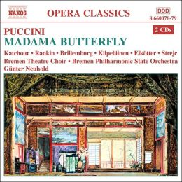 Puccini: Madama Butterfly (Original 1904 Version)