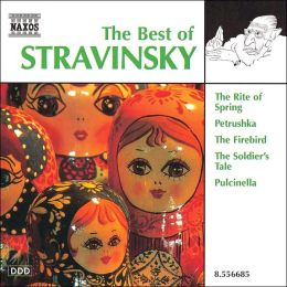 Best Of Stravinsky