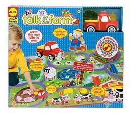 Alex Talk of the Farm