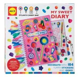 Alex Toys Dylan's Candy Bar - My Sweet Diary