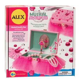 Alex Musical Jewelry Box