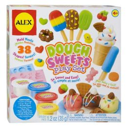 Dough Sweets Play Set