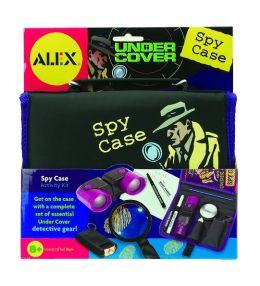Alex Spy Case