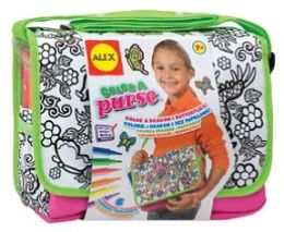 Alex Color a Purse