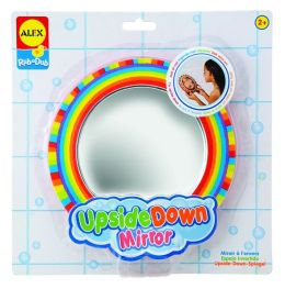 Alex Upside Down Mirror Bath Toy