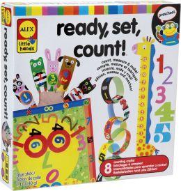 Ready, Set, Count Activity Kit
