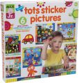 Product Image. Title: Tots Sticker Pictures