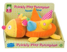 Prickly Play Porcupine