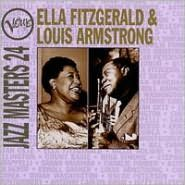 Verve Jazz Masters 24: Ella Fitzgerald & Louis Armstrong