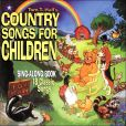 CD Cover Image. Title: Country Songs for Children, Artist: Tom T. Hall
