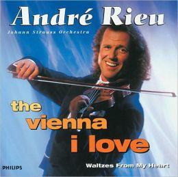 The Vienna I Love, Waltzes From My Heart