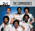 CD Cover Image. Title: 20th Century Masters - The Millennium Collection: The Best of the Commodores, Artist: The Commodores