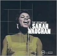 The Definitive Sarah Vaughan