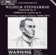 Stenhammar: Excelsior!; Symphony No. 2