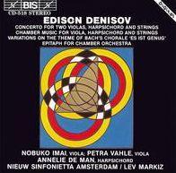 Edison Denisov: Works for Chamber Orchestra