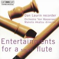 Entertainments for a Small Flute