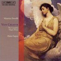 Duruflé: Veni Creator - The Complete Organ Music