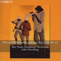 Heitor Villa-Lobos: Choros, Vol. 3