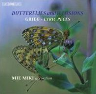 Grieg: Butterflies and Illusions