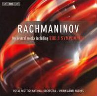 Rachmaninov: Orchestral works including the 3 Symphonies